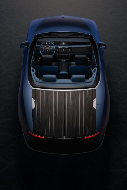 2021 Rolls-Royce Boat Tail concept 12