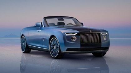 2021 Rolls-Royce Boat Tail concept 6