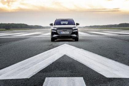 2022 Audi Q4 50 e-tron quattro Edition One 1