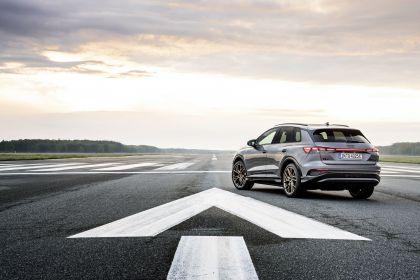2022 Audi Q4 50 e-tron quattro Edition One 2