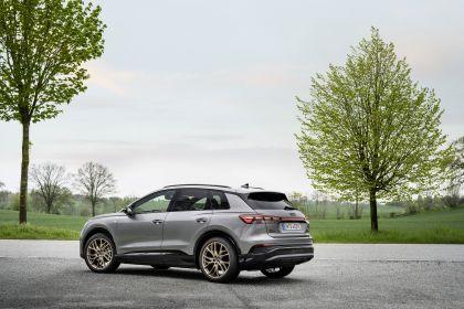 2022 Audi Q4 50 e-tron quattro Edition One 9