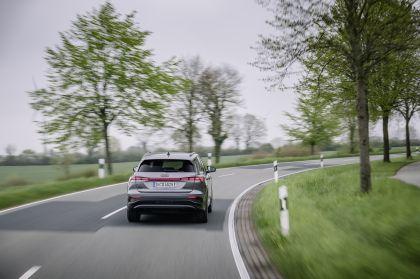 2022 Audi Q4 50 e-tron quattro Edition One 22
