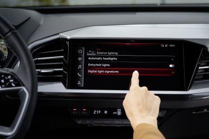 2022 Audi Q4 50 e-tron quattro Edition One 44