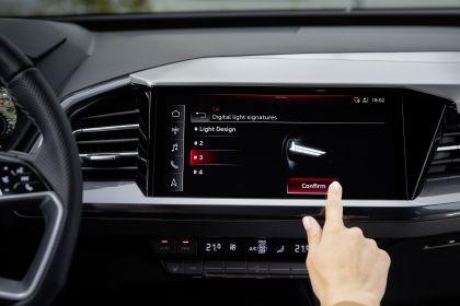 2022 Audi Q4 50 e-tron quattro Edition One 45