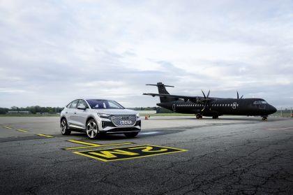 2022 Audi Q4 Sportback 50 e-tron quattro 1