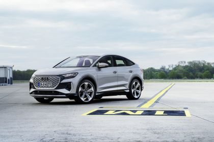 2022 Audi Q4 Sportback 50 e-tron quattro 2
