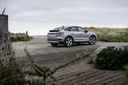 2022 Audi Q4 Sportback 50 e-tron quattro 12