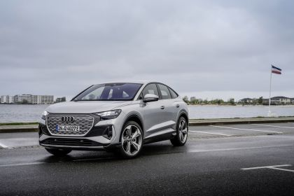 2022 Audi Q4 Sportback 50 e-tron quattro 13