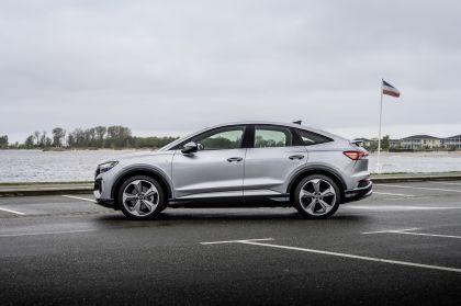 2022 Audi Q4 Sportback 50 e-tron quattro 17