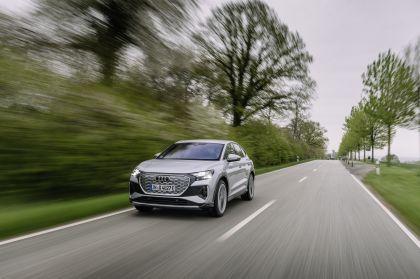 2022 Audi Q4 Sportback 50 e-tron quattro 25