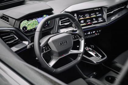 2022 Audi Q4 Sportback 50 e-tron quattro 34
