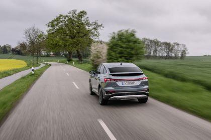 2022 Audi Q4 Sportback 50 e-tron quattro Edition One 5