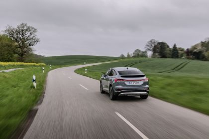 2022 Audi Q4 Sportback 50 e-tron quattro Edition One 6
