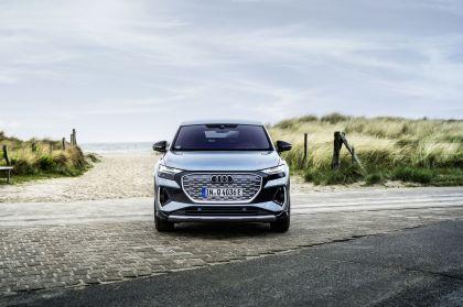 2022 Audi Q4 Sportback 50 e-tron quattro Edition One 14