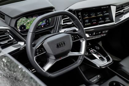 2022 Audi Q4 Sportback 50 e-tron quattro Edition One 25