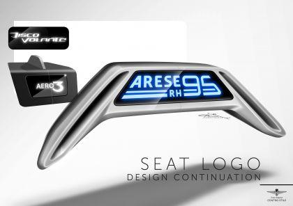 2021 Touring Superleggera Arese RH95 90