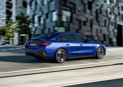 2022 BMW i4 ( G26 ) M50 3