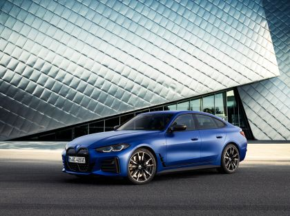 2022 BMW i4 ( G26 ) M50 8