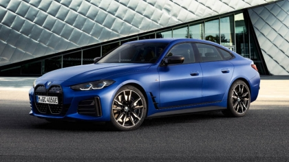 2022 BMW i4 ( G26 ) M50 2