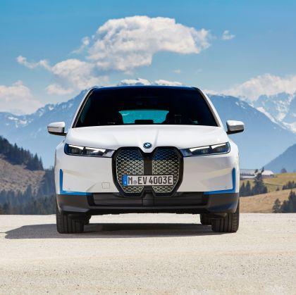 2022 BMW iX ( i20 ) xDrive40 2