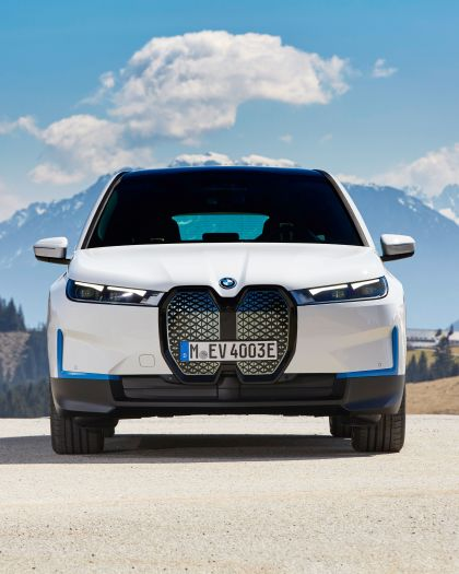 2022 BMW iX ( i20 ) xDrive40 3