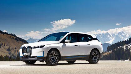 2022 BMW iX ( i20 ) xDrive40 4