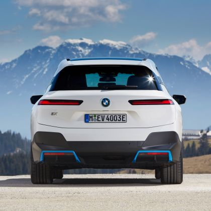 2022 BMW iX ( i20 ) xDrive40 7