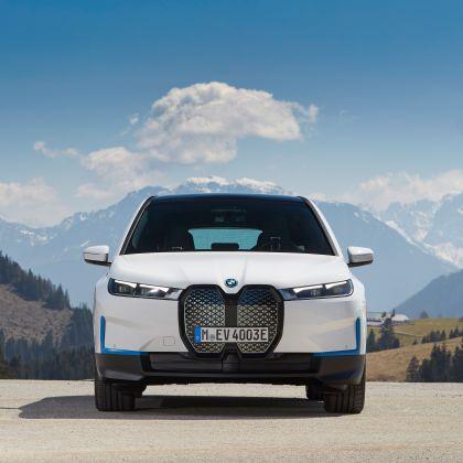 2022 BMW iX ( i20 ) xDrive40 8
