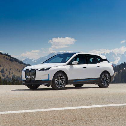 2022 BMW iX ( i20 ) xDrive40 11