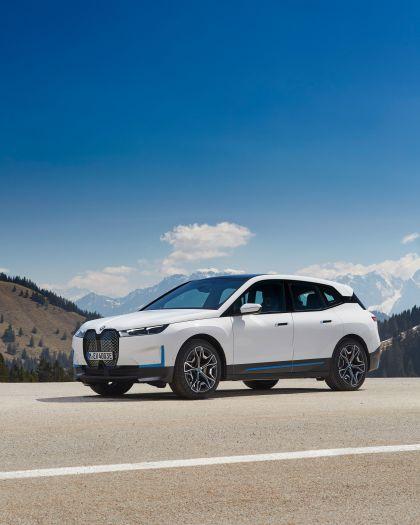 2022 BMW iX ( i20 ) xDrive40 12