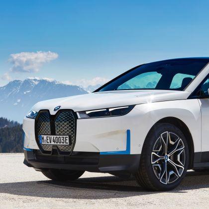 2022 BMW iX ( i20 ) xDrive40 14