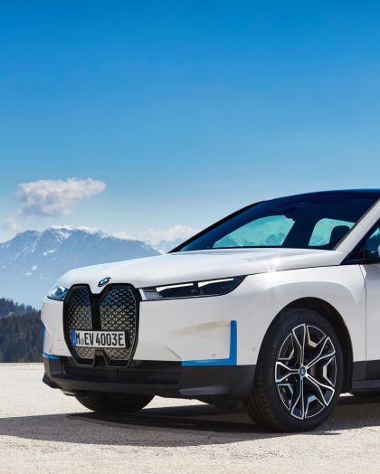 2022 BMW iX ( i20 ) xDrive40 15