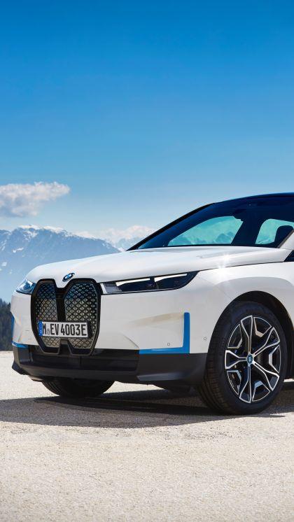 2022 BMW iX ( i20 ) xDrive40 16