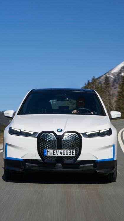 2022 BMW iX ( i20 ) xDrive40 20