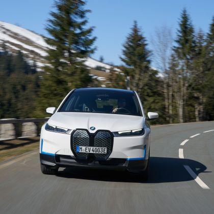 2022 BMW iX ( i20 ) xDrive40 22