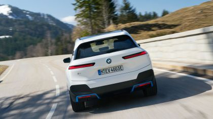 2022 BMW iX ( i20 ) xDrive40 24