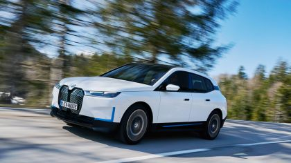 2022 BMW iX ( i20 ) xDrive40 27