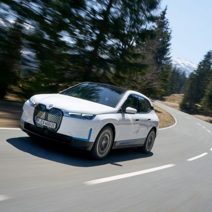 2022 BMW iX ( i20 ) xDrive40 30