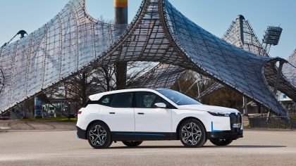 2022 BMW iX ( i20 ) xDrive40 35