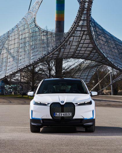 2022 BMW iX ( i20 ) xDrive40 41