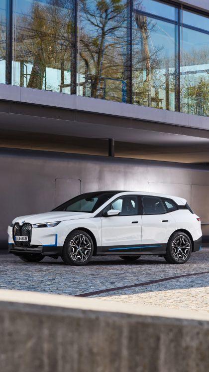2022 BMW iX ( i20 ) xDrive40 48