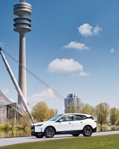 2022 BMW iX ( i20 ) xDrive40 53
