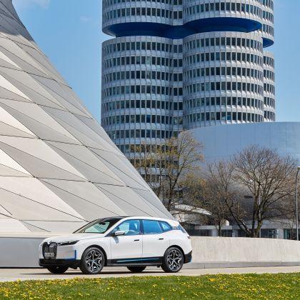 2022 BMW iX ( i20 ) xDrive40 58