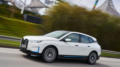 2022 BMW iX ( i20 ) xDrive40 63