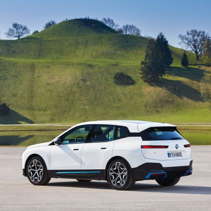 2022 BMW iX ( i20 ) xDrive40 70
