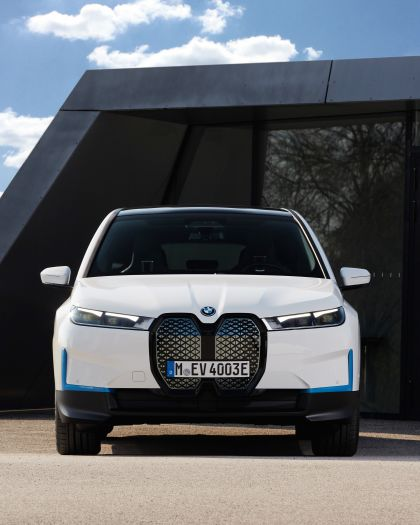2022 BMW iX ( i20 ) xDrive40 73