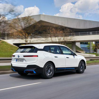 2022 BMW iX ( i20 ) xDrive40 75
