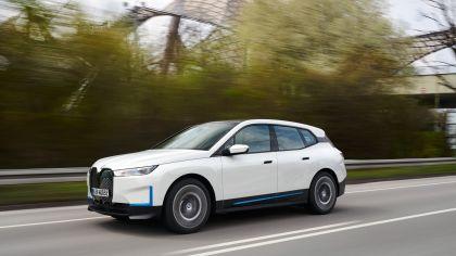 2022 BMW iX ( i20 ) xDrive40 76