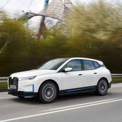 2022 BMW iX ( i20 ) xDrive40 77