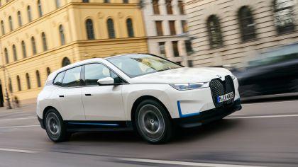 2022 BMW iX ( i20 ) xDrive40 80